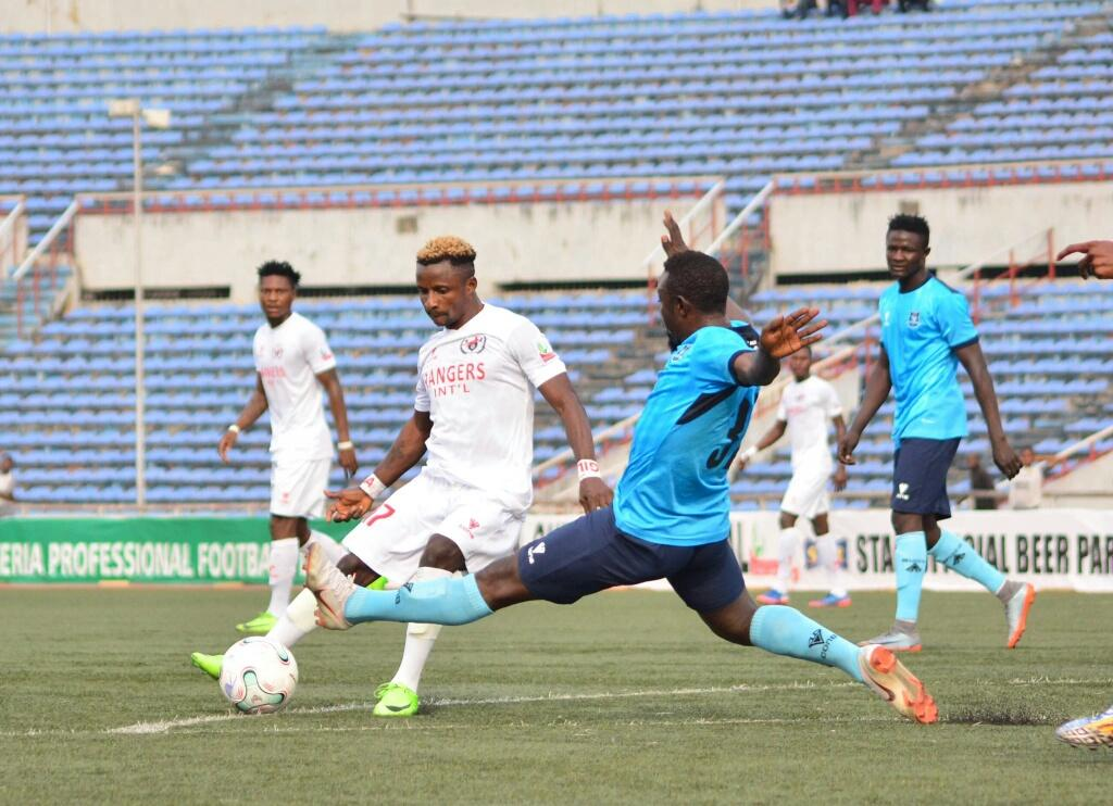 NPFL: Rivers United Edge Out Remo Stars,  Rangers Stop Tornadoes