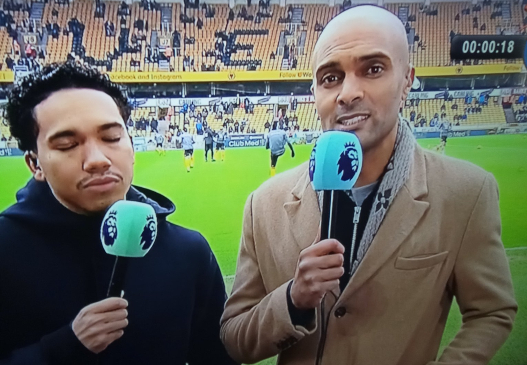 Ikeme Resumes  Tv Punditry Role After Recovering From Leukaemia