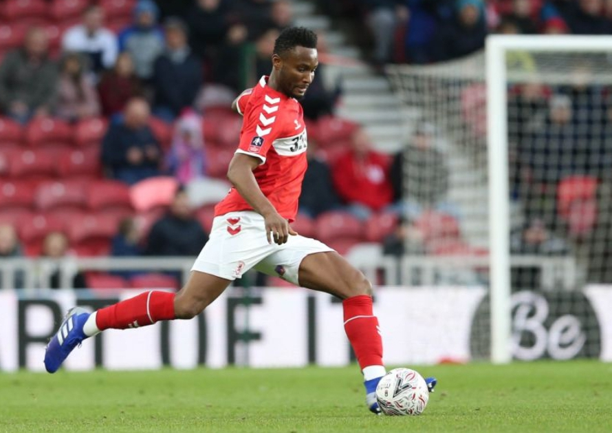 Mikel Vows To Get Sharper After Boro Debut, Pulis Hails Eagles Captain's Showing Vs Newport