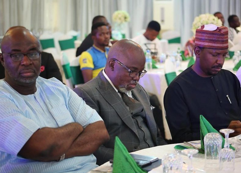 NFF: Sports Minister Demands Transparency, Won't Interfere With Corruption Probe
