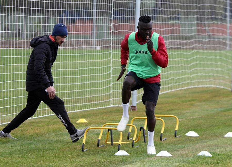 Adeniyi James Vows To Lift  FK Gabala