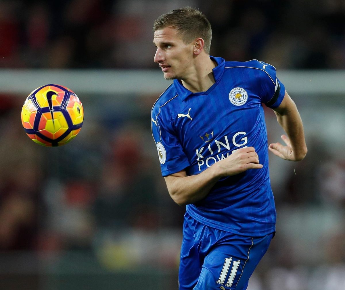 Albrighton Aiming To Make Amends
