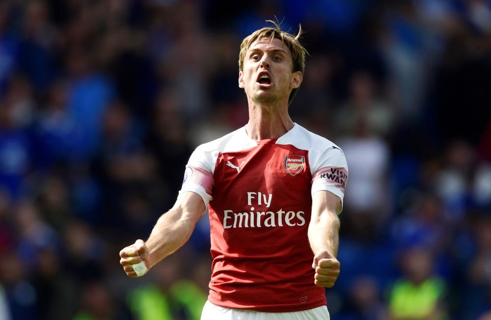Arsenal Plan Monreal Stay
