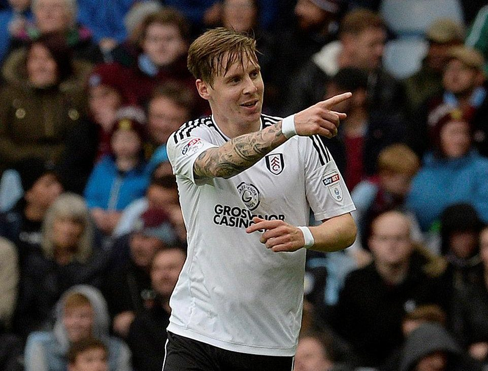 Fulham Midfielder On Baggies Radar