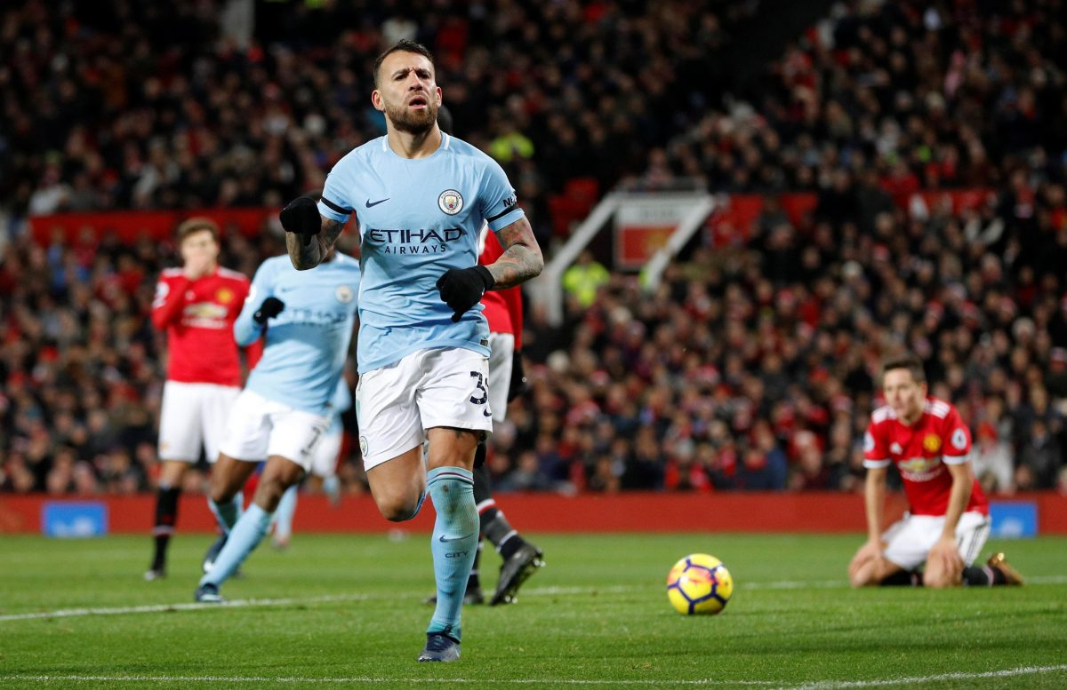 Barca Plot Shock Move For Otamendi