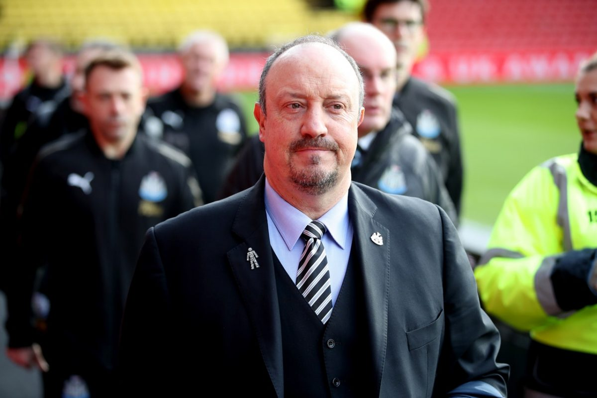 Benitez Disappointed By Errors