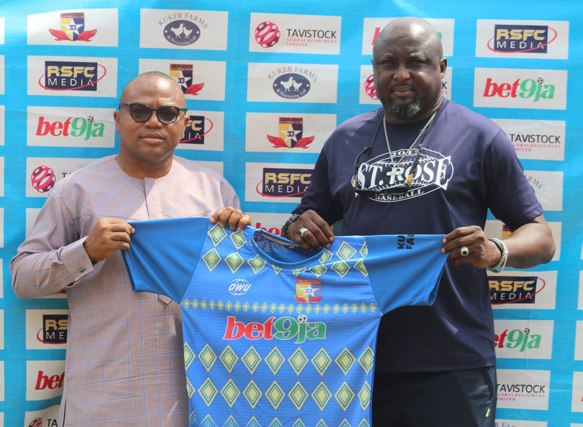 Remo Stars Unveil Boboye As New Technical Adviser