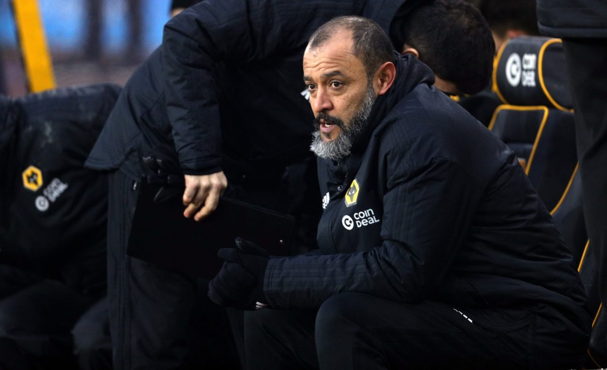 Nuno Looks For Answers At Wolves