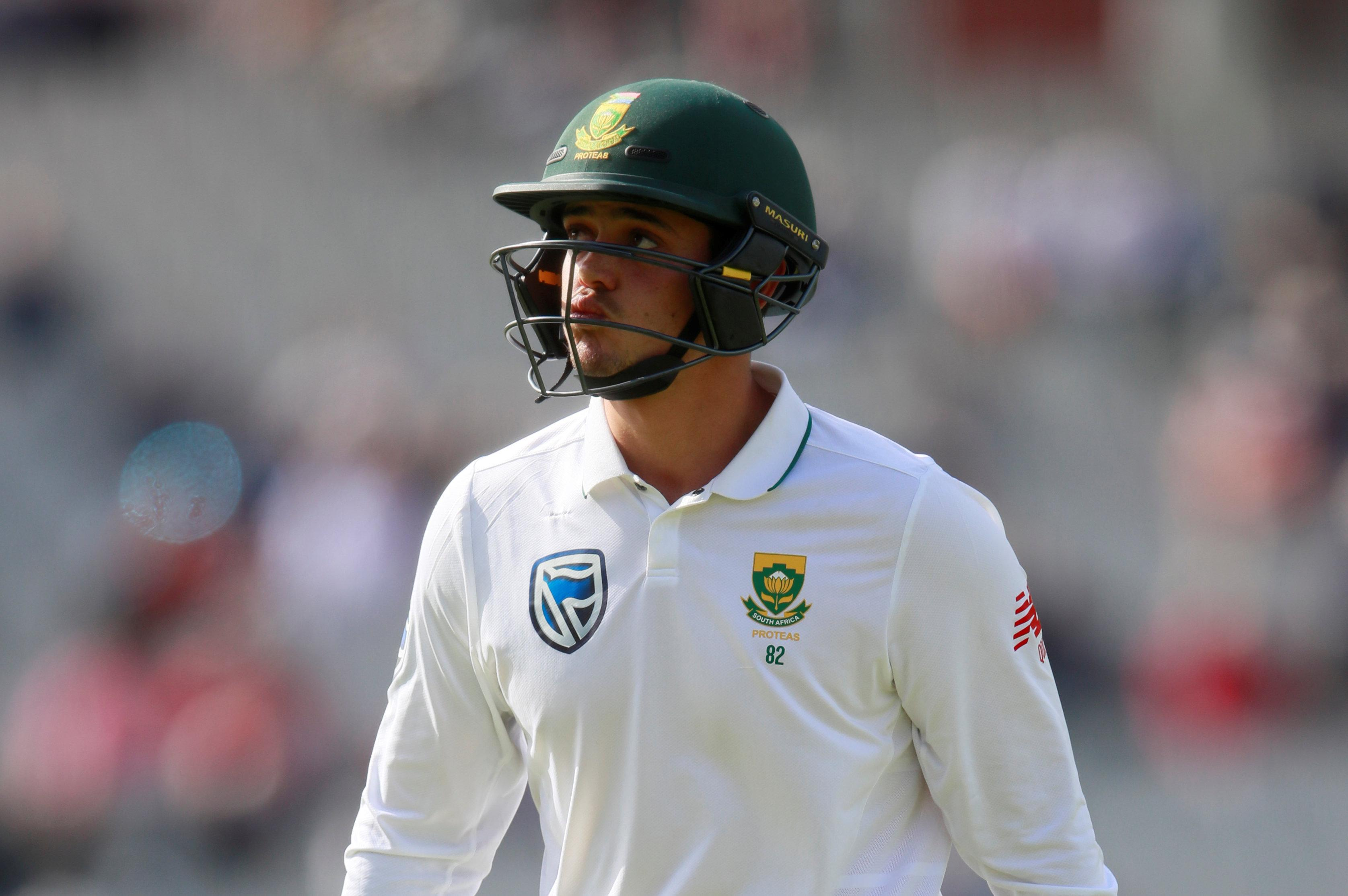 De Kock Century Puts SA On Course For Win