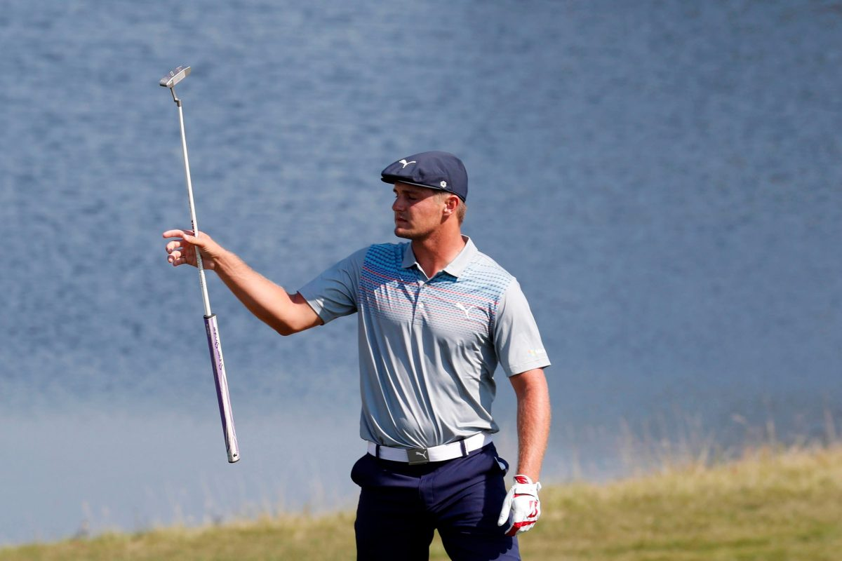 DeChambeau One Clear In Dubai