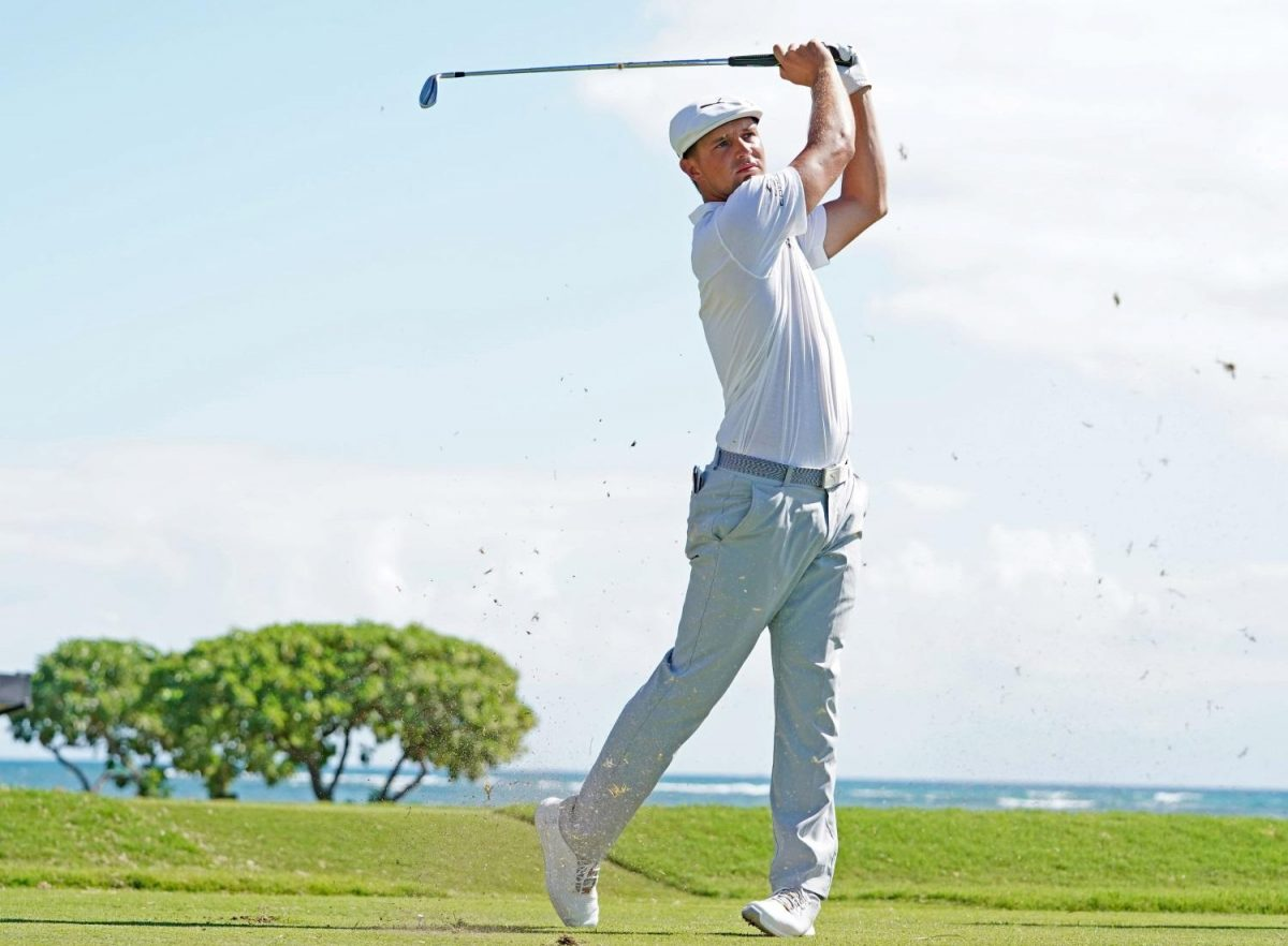 DeChambeau – Science The Secret To Success