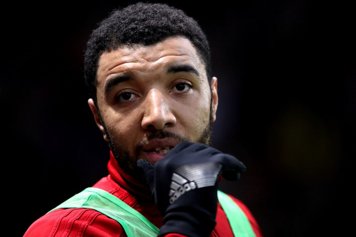 Deeney Told To Explain Comments