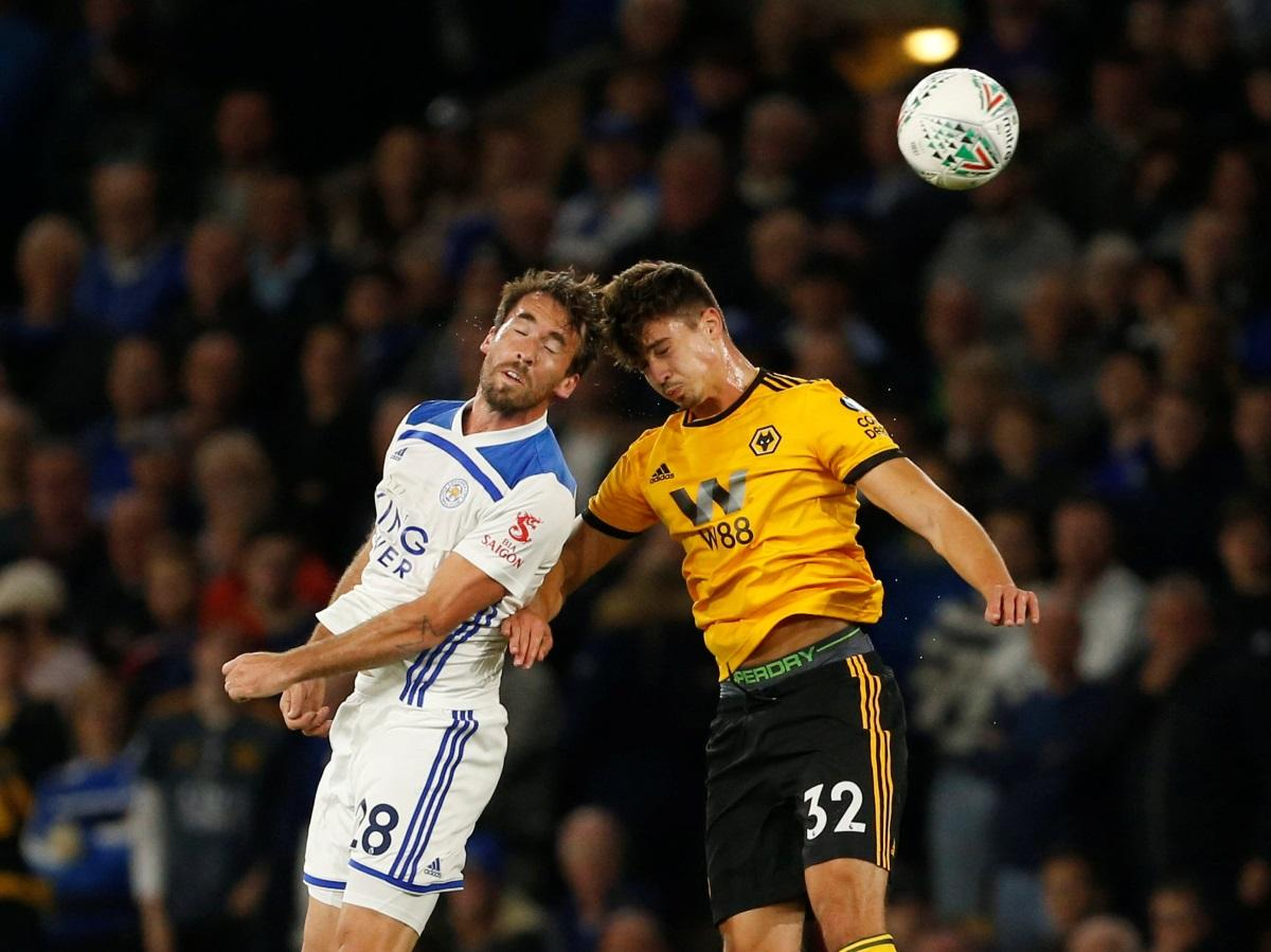 Dendoncker Desperate To Seize Wolves Chance