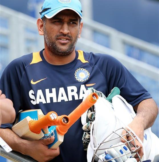Dhoni Happy To Bat Anywhere