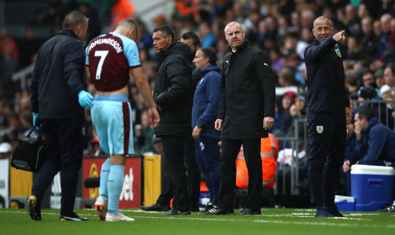 Dyche Reveals Injury Concerns