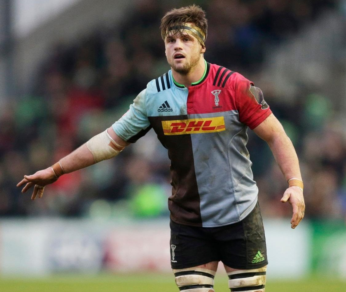 England Star Clifford Commits To Quins