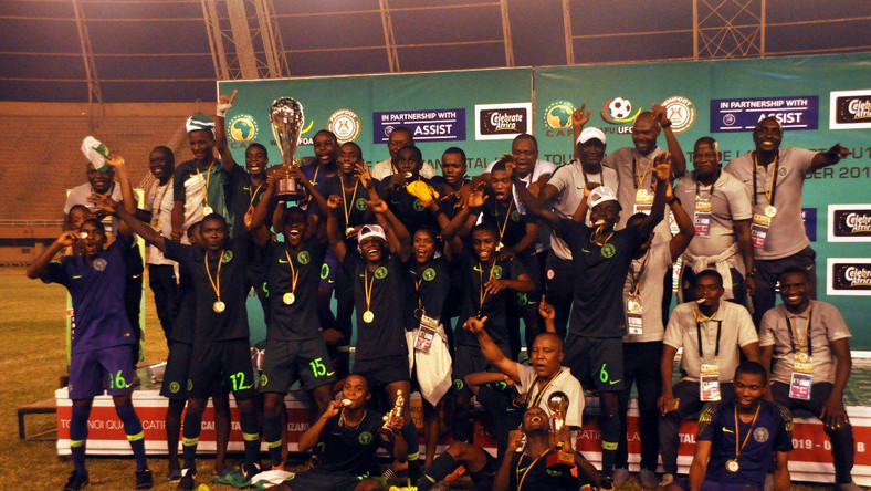 Golden Eaglets To Feature In Turkish Invitational Tourney Ahead U-17 AFCON