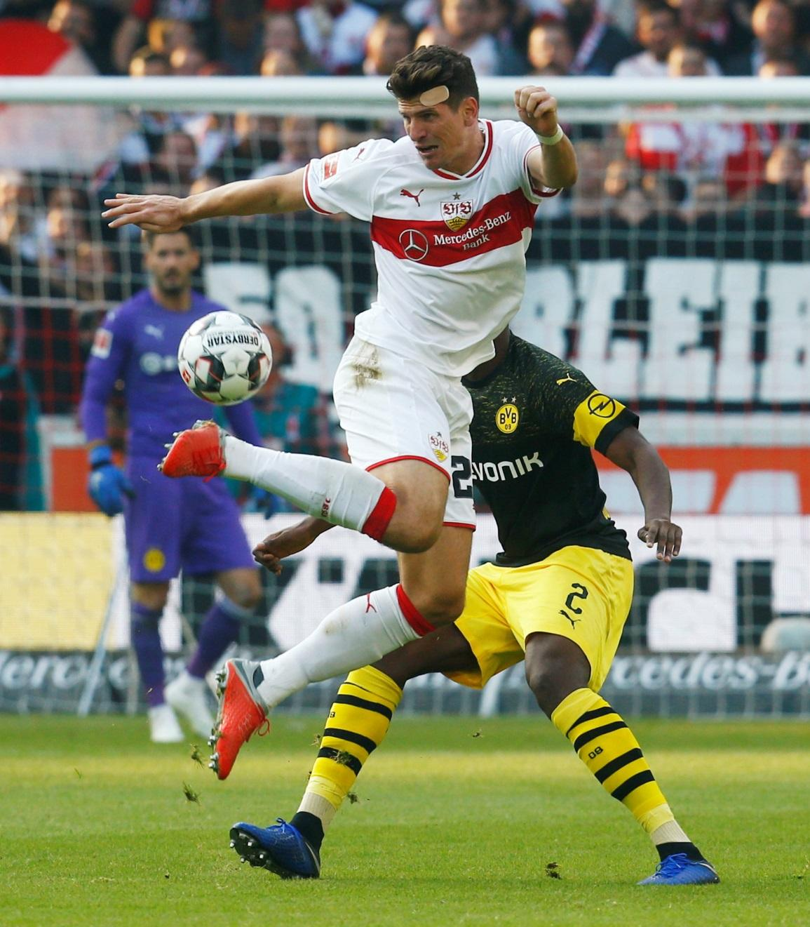 Gomez Confident Of Stuttgart Survival