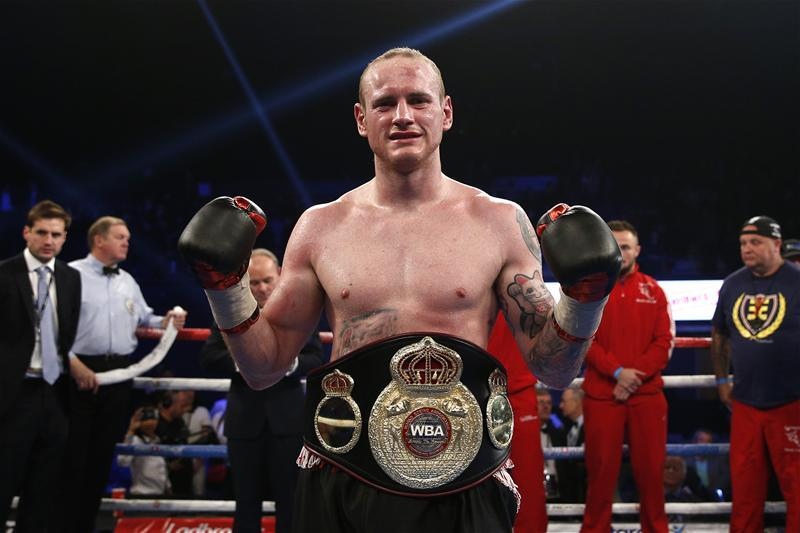 Groves Ignores Froch Bait