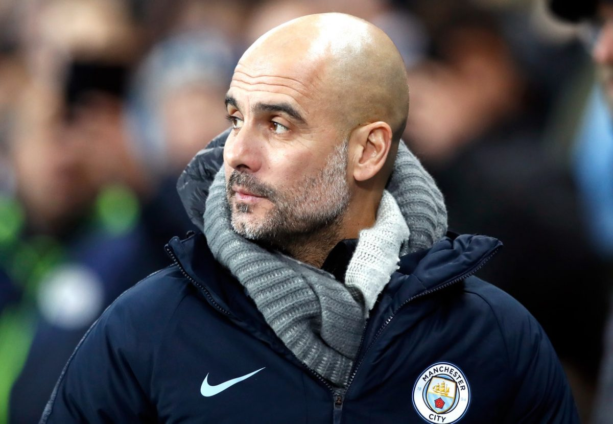 Guardiola Sets Sights On Cup Glory