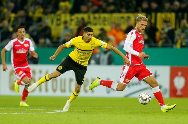 Hakimi Open To Dortmund Stay