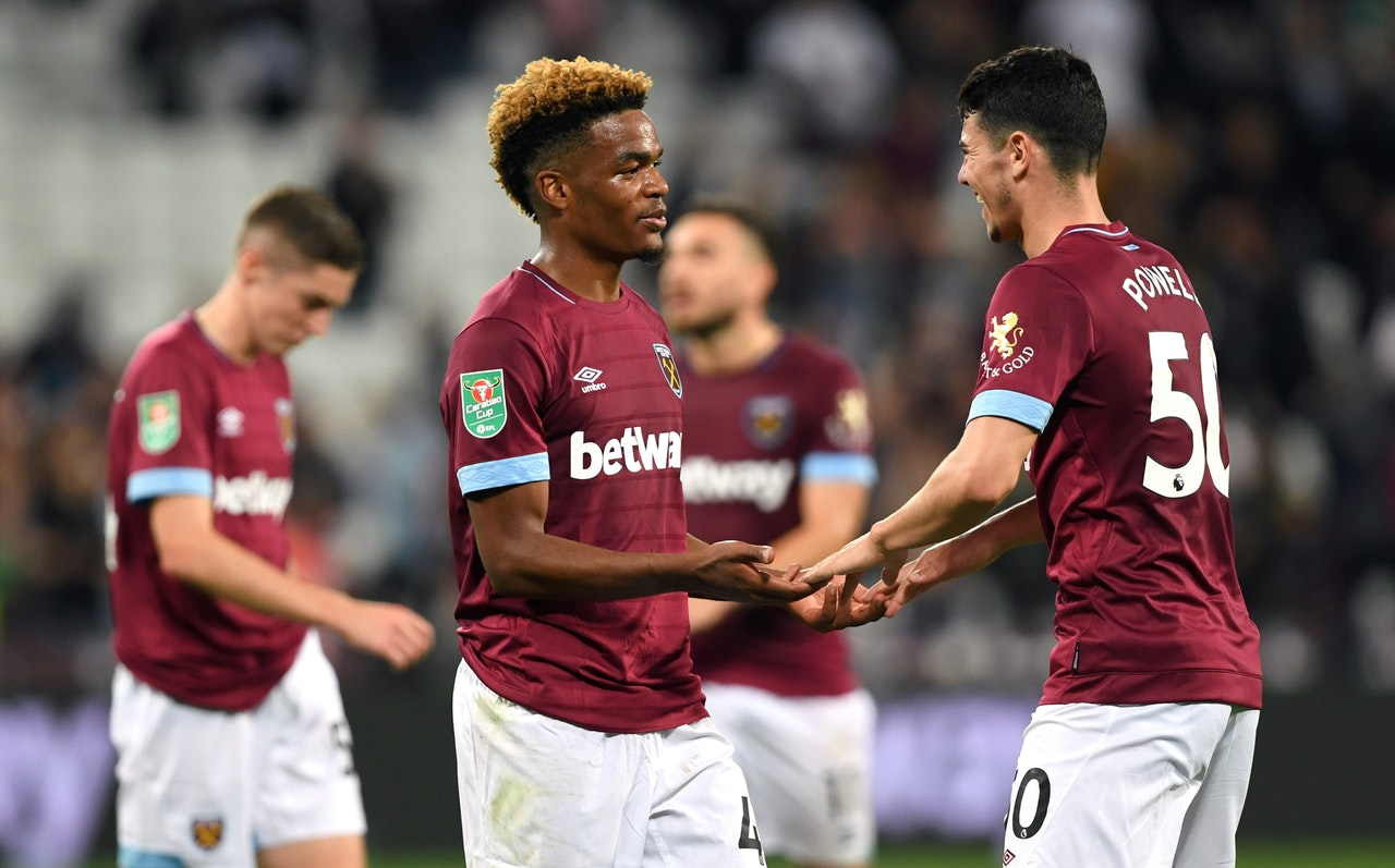 West Ham Boss Warns Duo