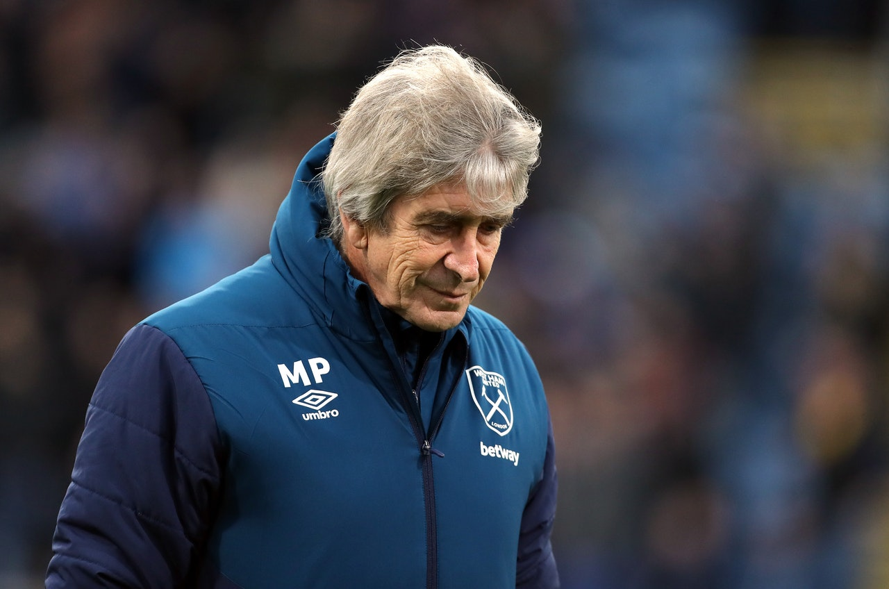 Pellegrini- Hammers Could Not Be Worse