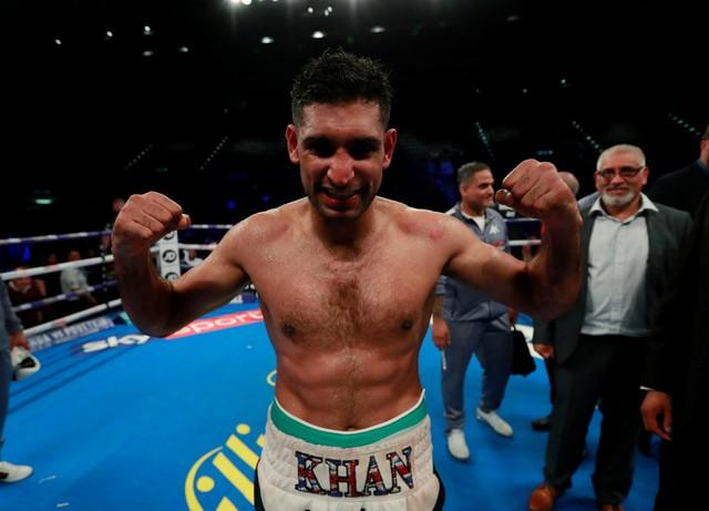 Hearn Refuses To Criticise Khan