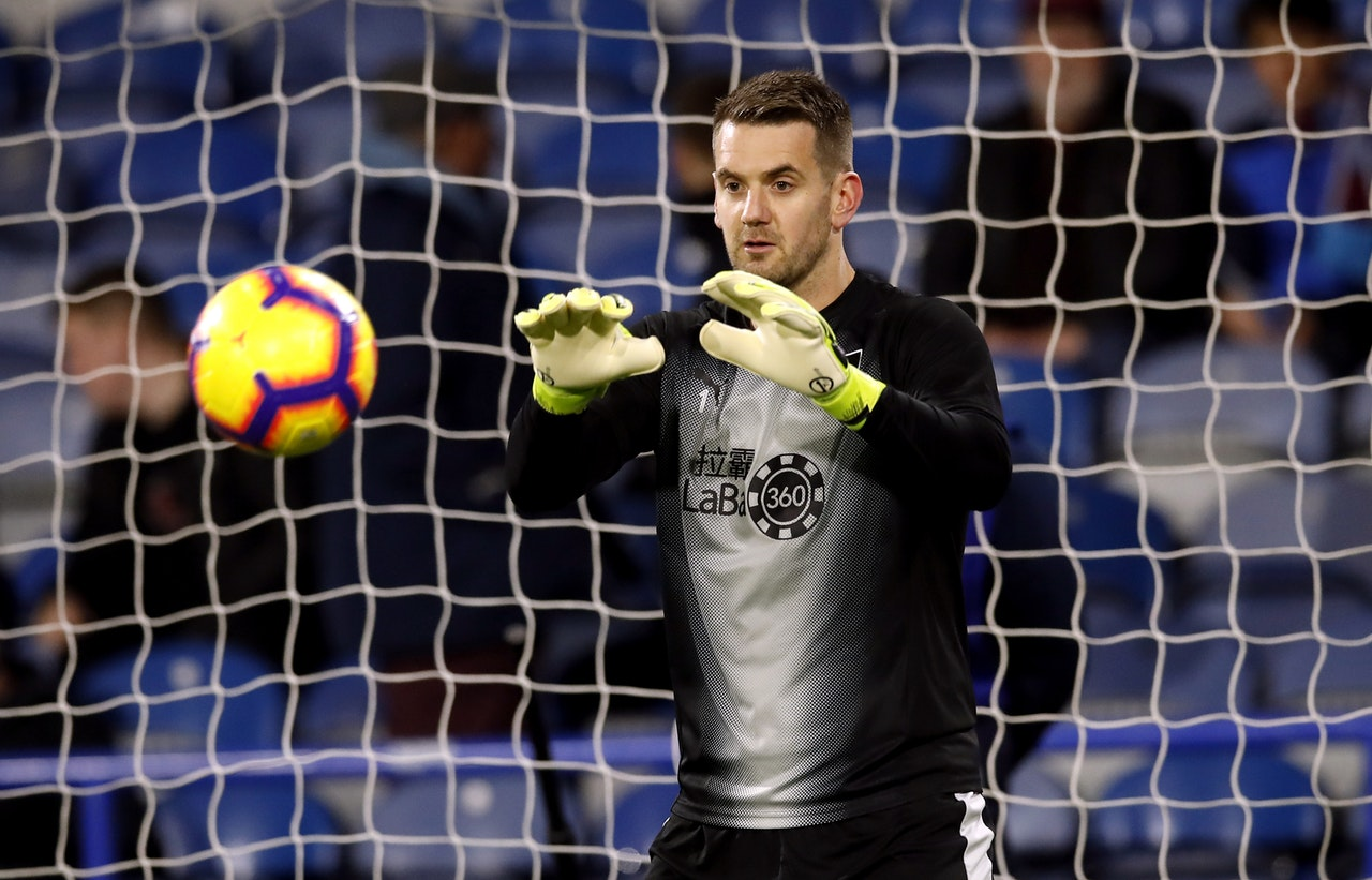 Heaton Hails Much-Improved Clarets