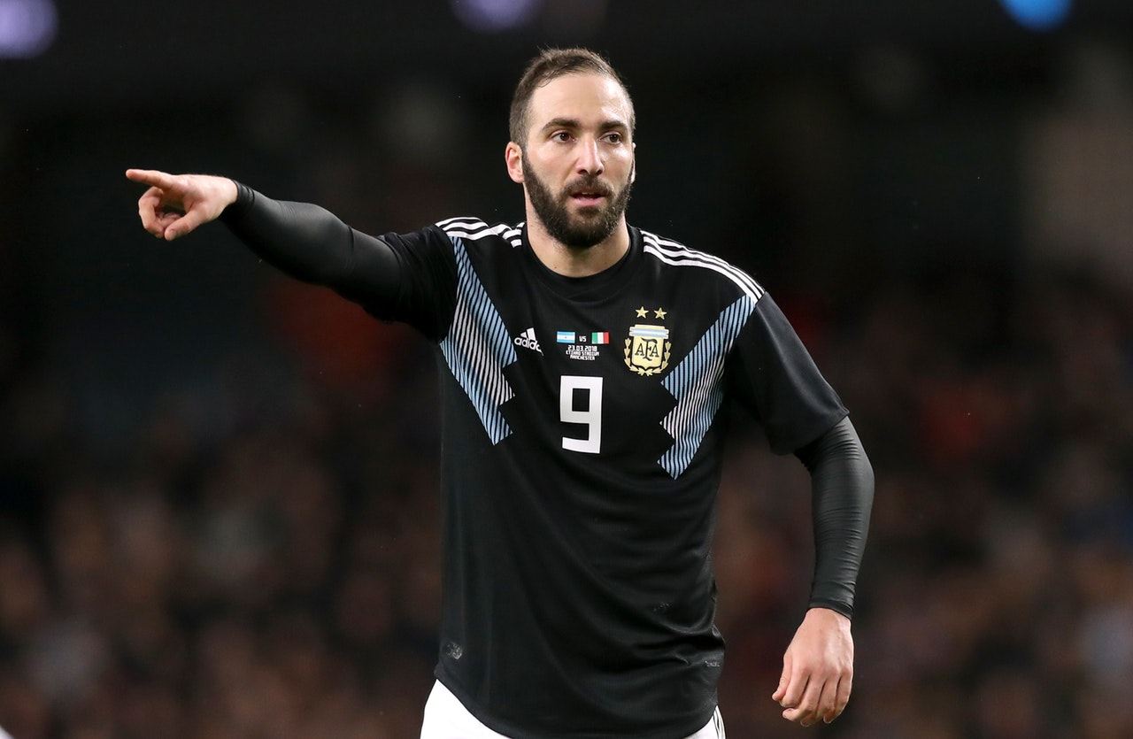 Higuain Deal Up In The Air
