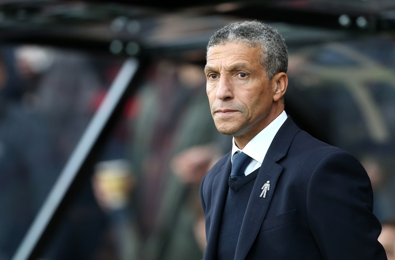 Hughton Defends squad rotation for FA Cup