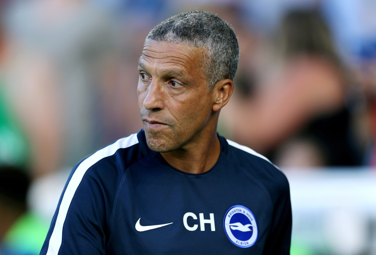 Hughton Staying Grounded