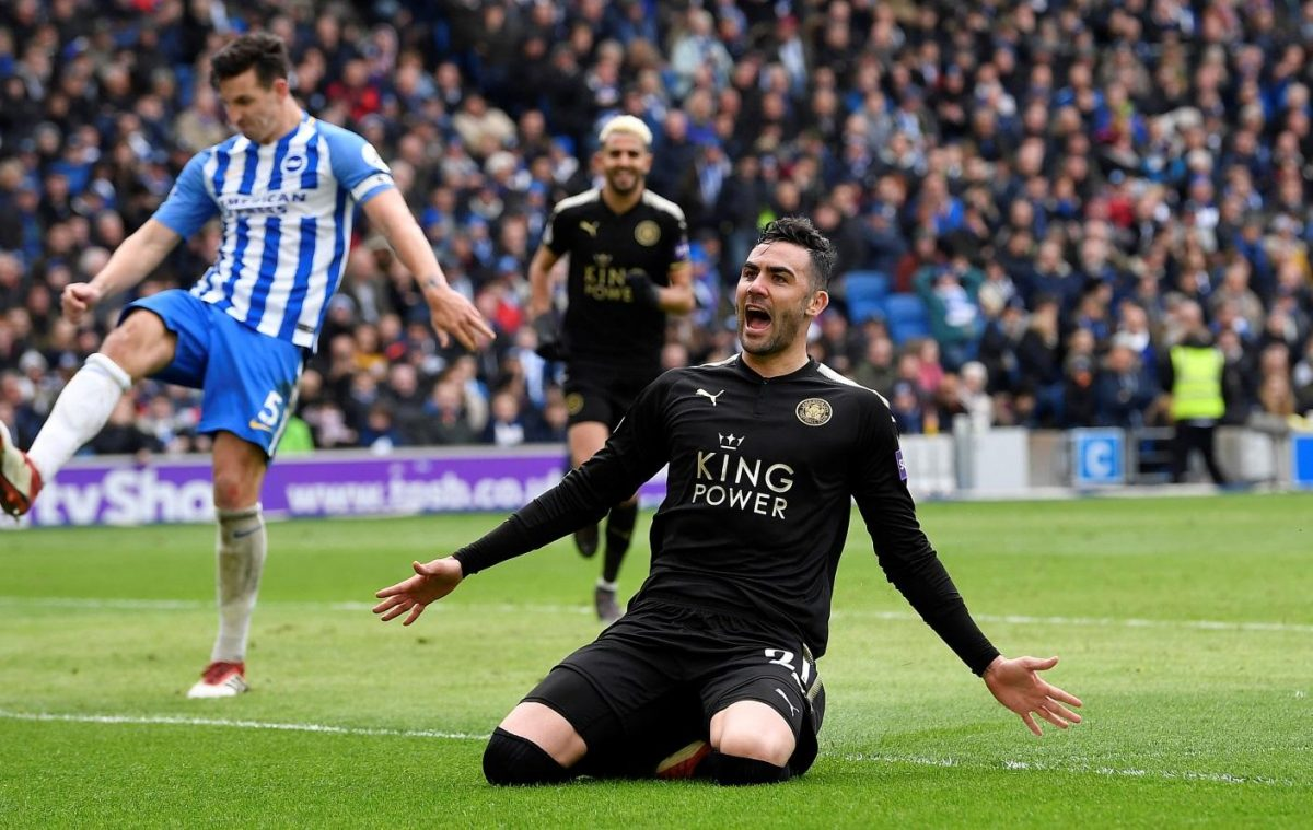 Iborra Close To Foxes Exit