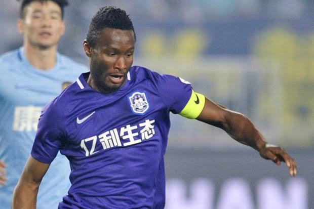 Mikel Set For Fenerbahce Move After Tianjin Teda Exit