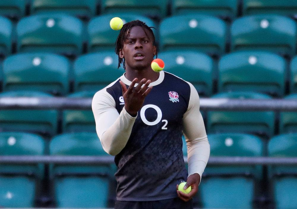 Itoje Set To Pen Sarries Extension
