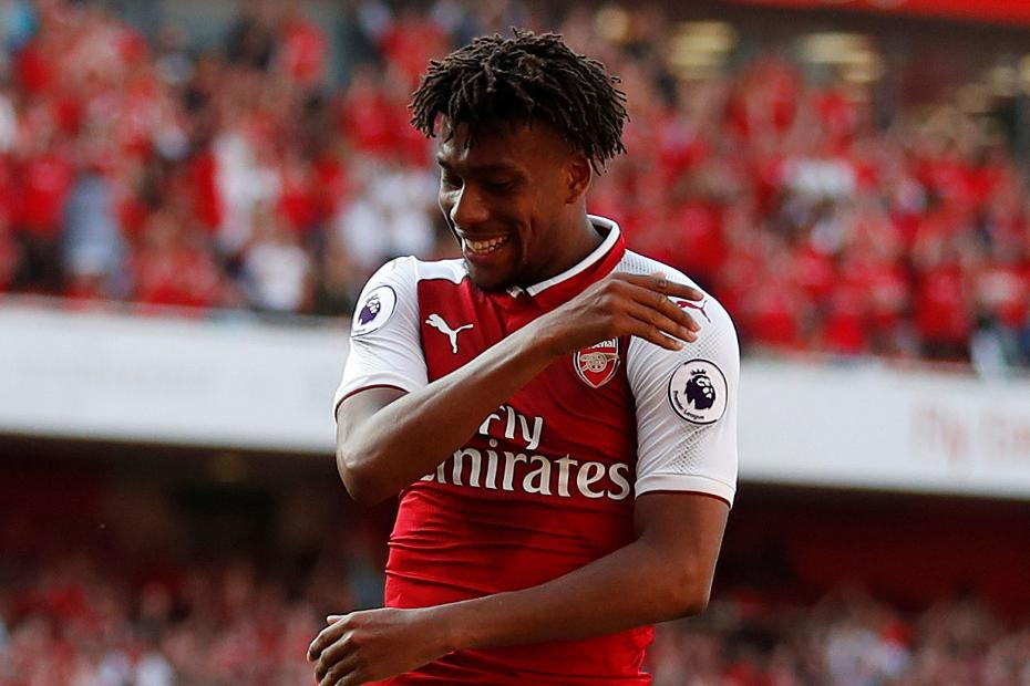 EPL Roundup: Iwobi Plays As Sub Vs Cardiff; Balogun Missing