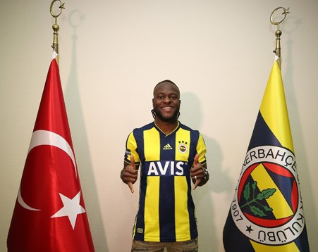 Moses Thrilled To Join Fenerbahce, Thanks All At Chelsea
