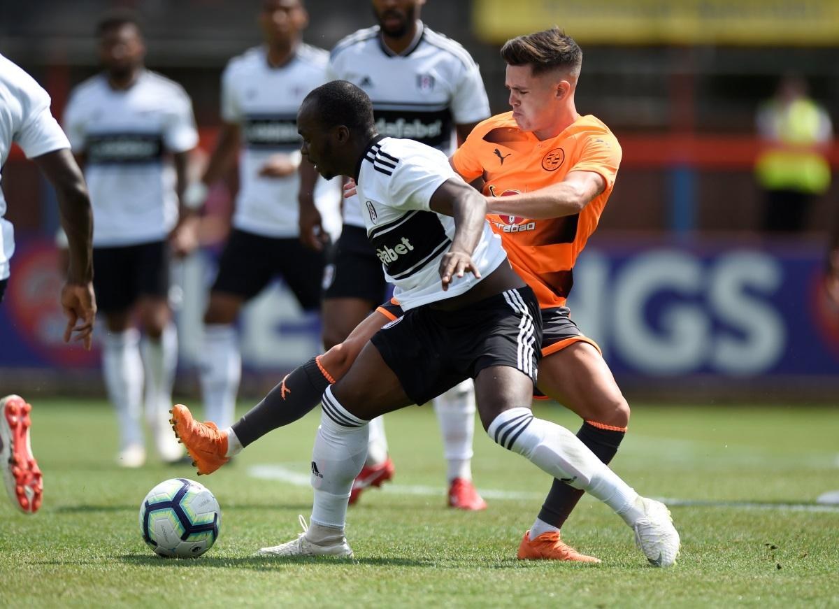 Kebano Wants To Fight For Fulham Role