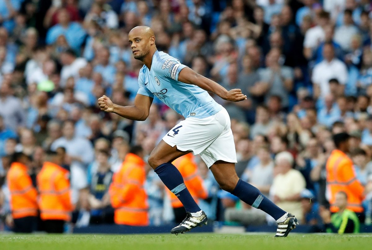 Kompany To Consider Pay Cut