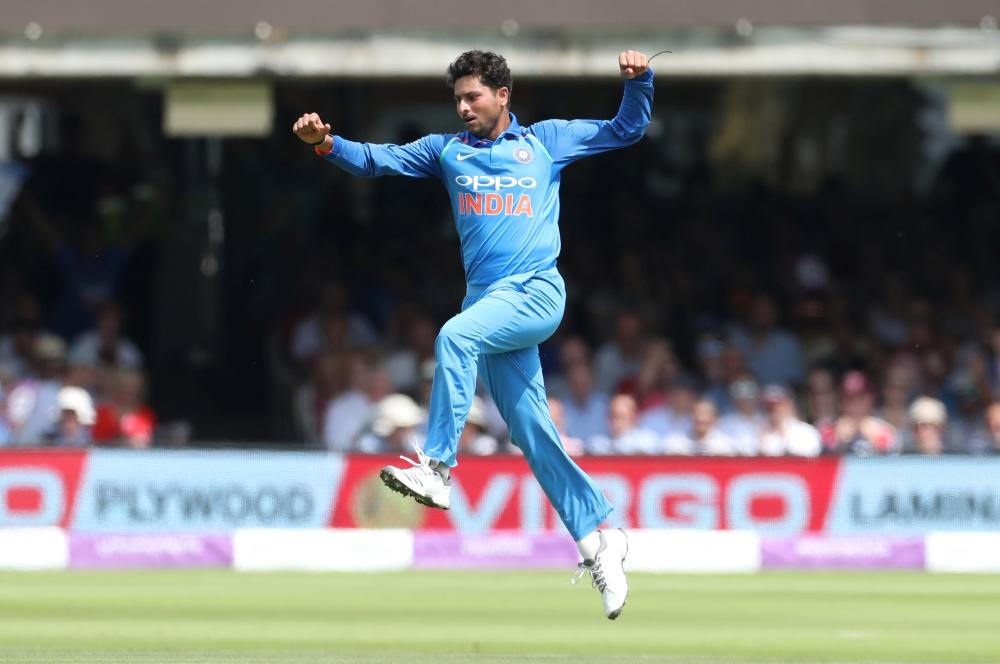 Kuldeep Shines To Give India Control