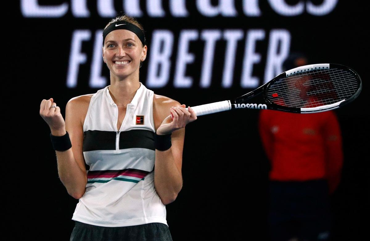 Kvitova Delighted With Final Chance