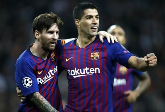 Copa del Rey: Barcelona Face Levante Without Messi, Suarez
