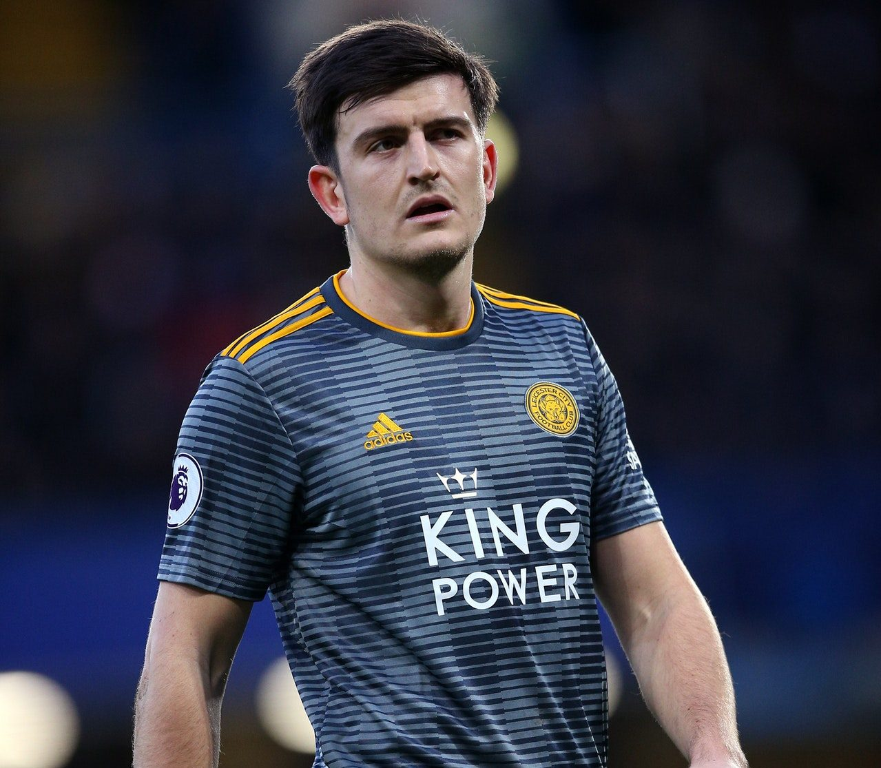 Maguire Facing Race For Fitness