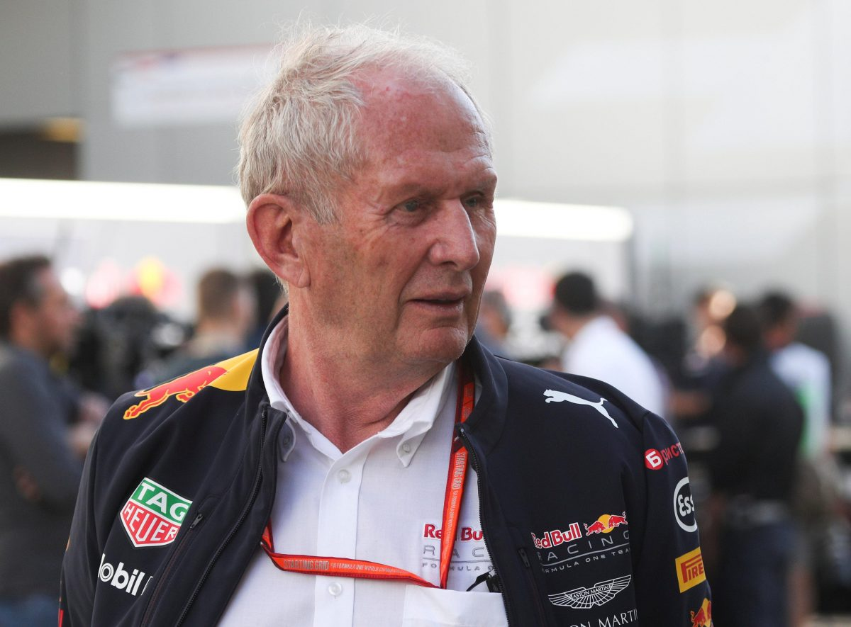 Marko Has Confidence In Honda Despite Setback
