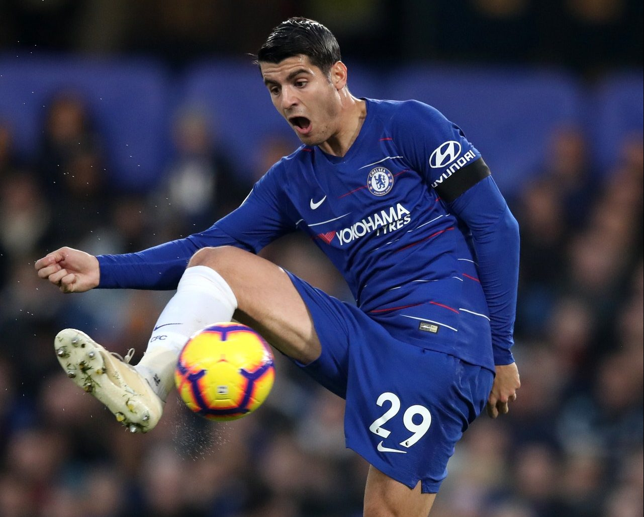 Monaco Join Chase For Morata