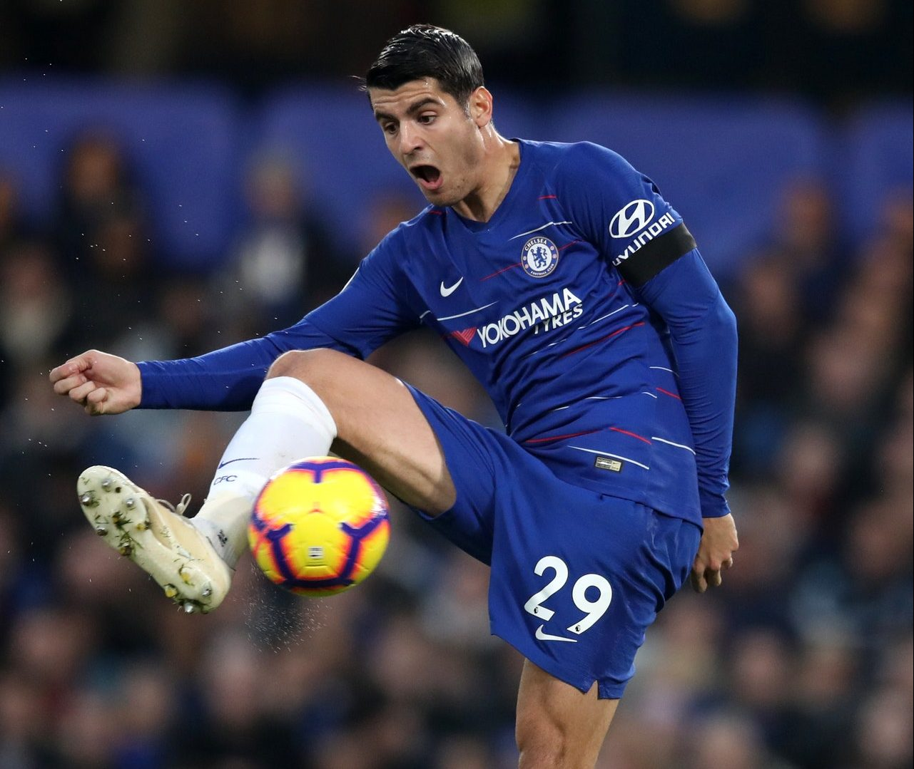 Morata Confirms Atletico Medical
