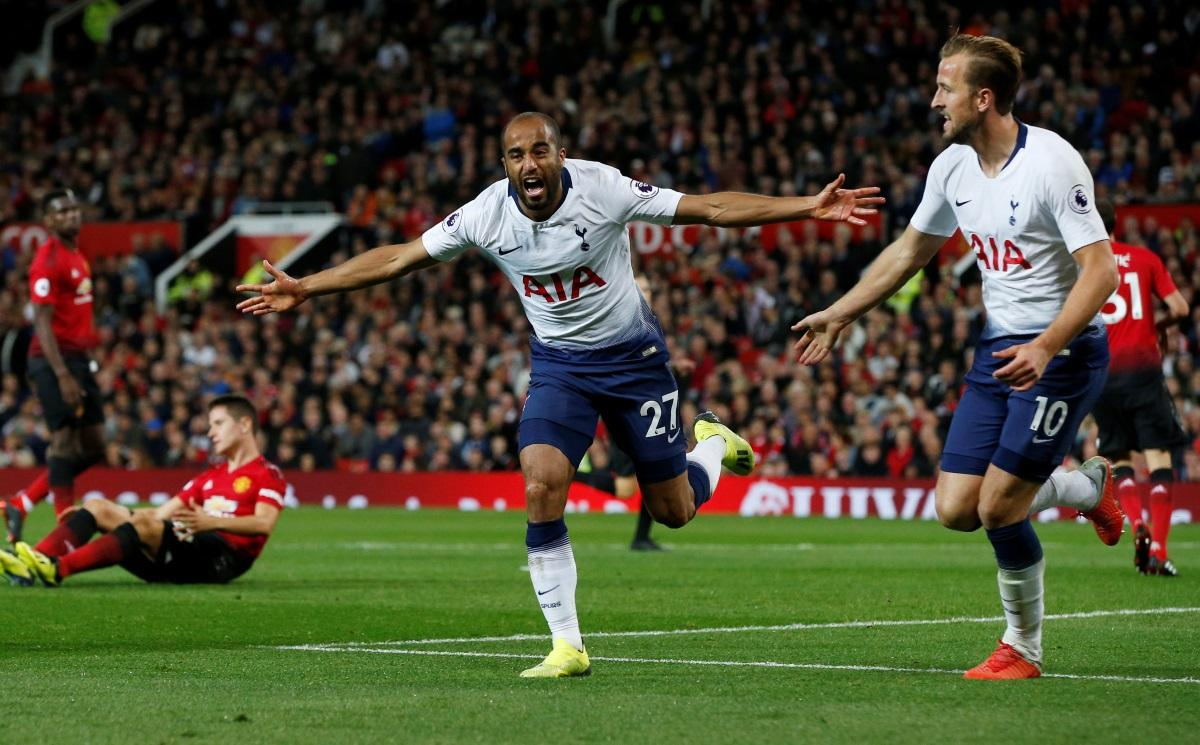 Moura Missing For Spurs Semi-Final