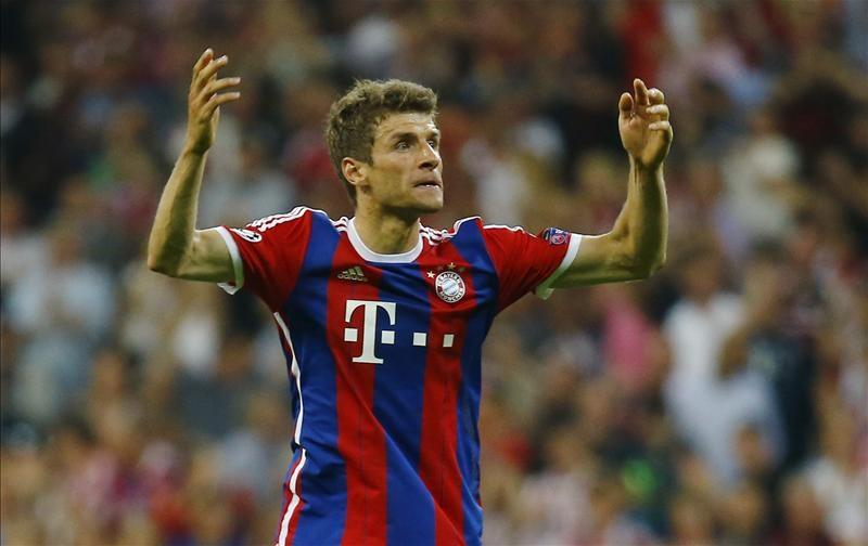 Muller Banned For Liverpool Games