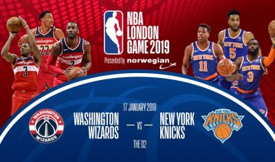 African Players To Feature In The NBA London Game