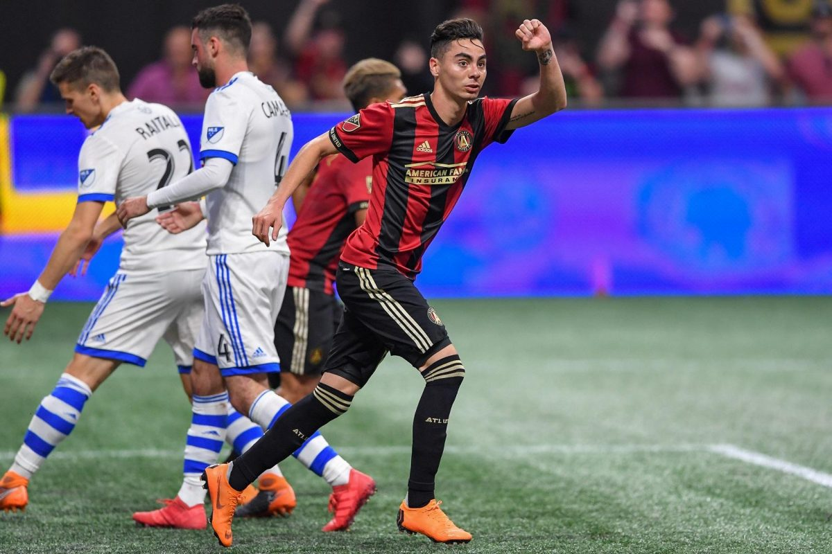 Newcastle Frustrated In Almiron pursuit